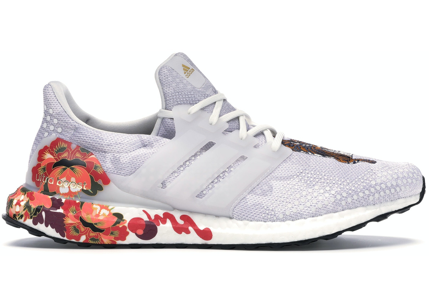 escala coser Noticias  adidas Ultra Boost DNA Chinese New Year White (2020) - FW4313
