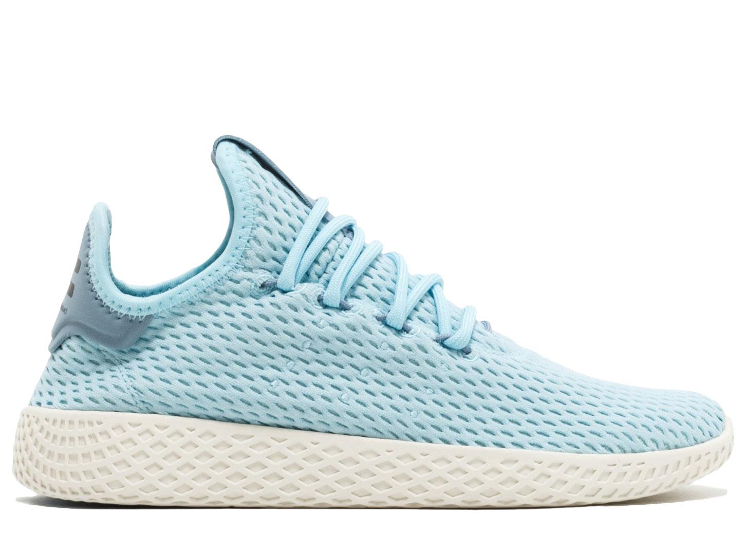 adidas Tennis Hu x Pharrell Williams Ice Blue (Youth)
