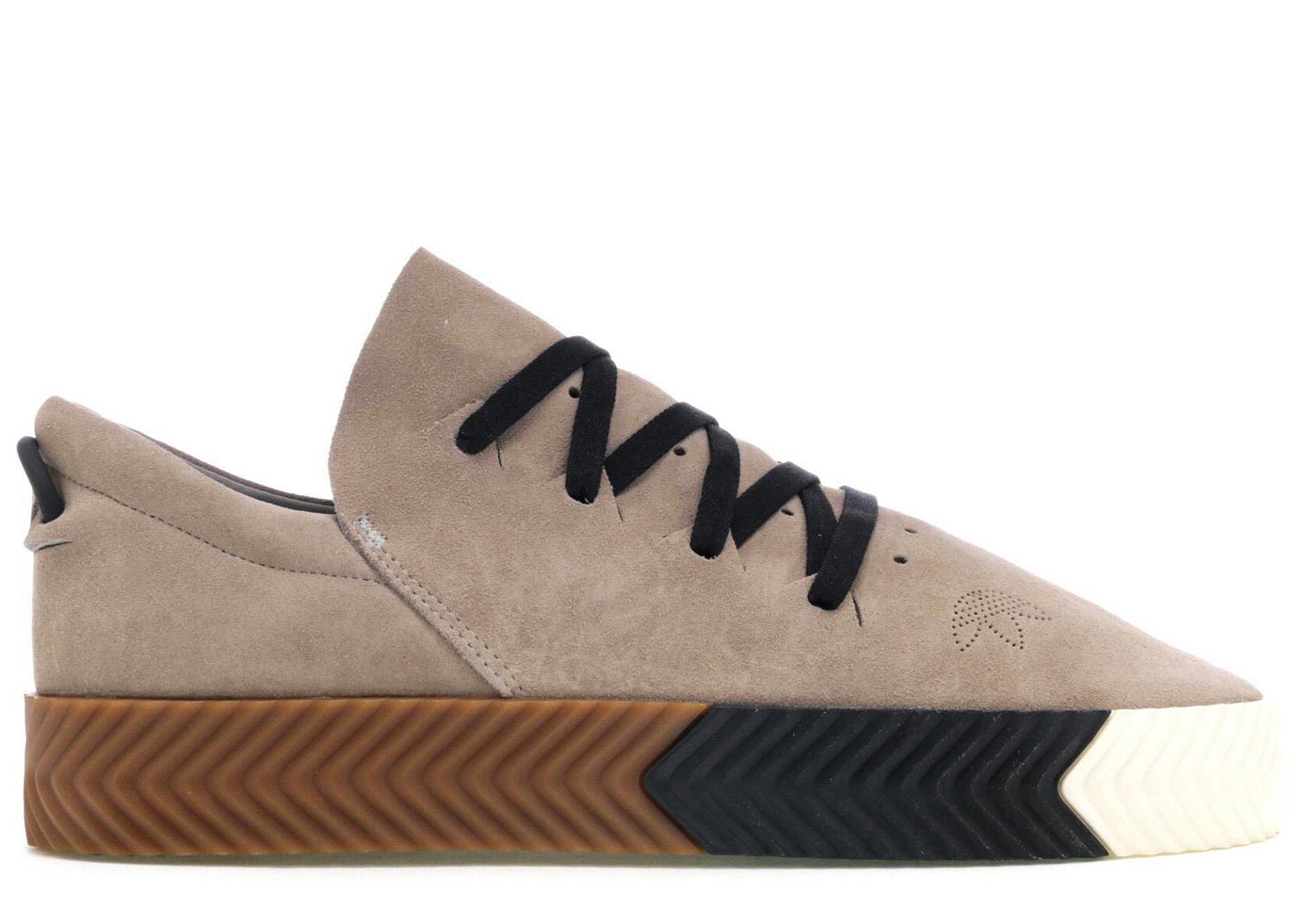 adidas AW Skate Alexander Wang Light Grey