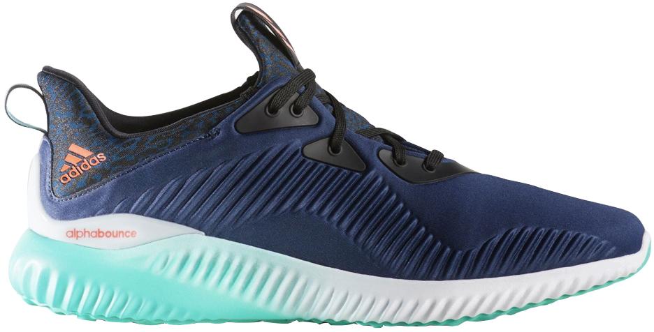 adidas AlphaBounce Mineral Blue - AQ8215