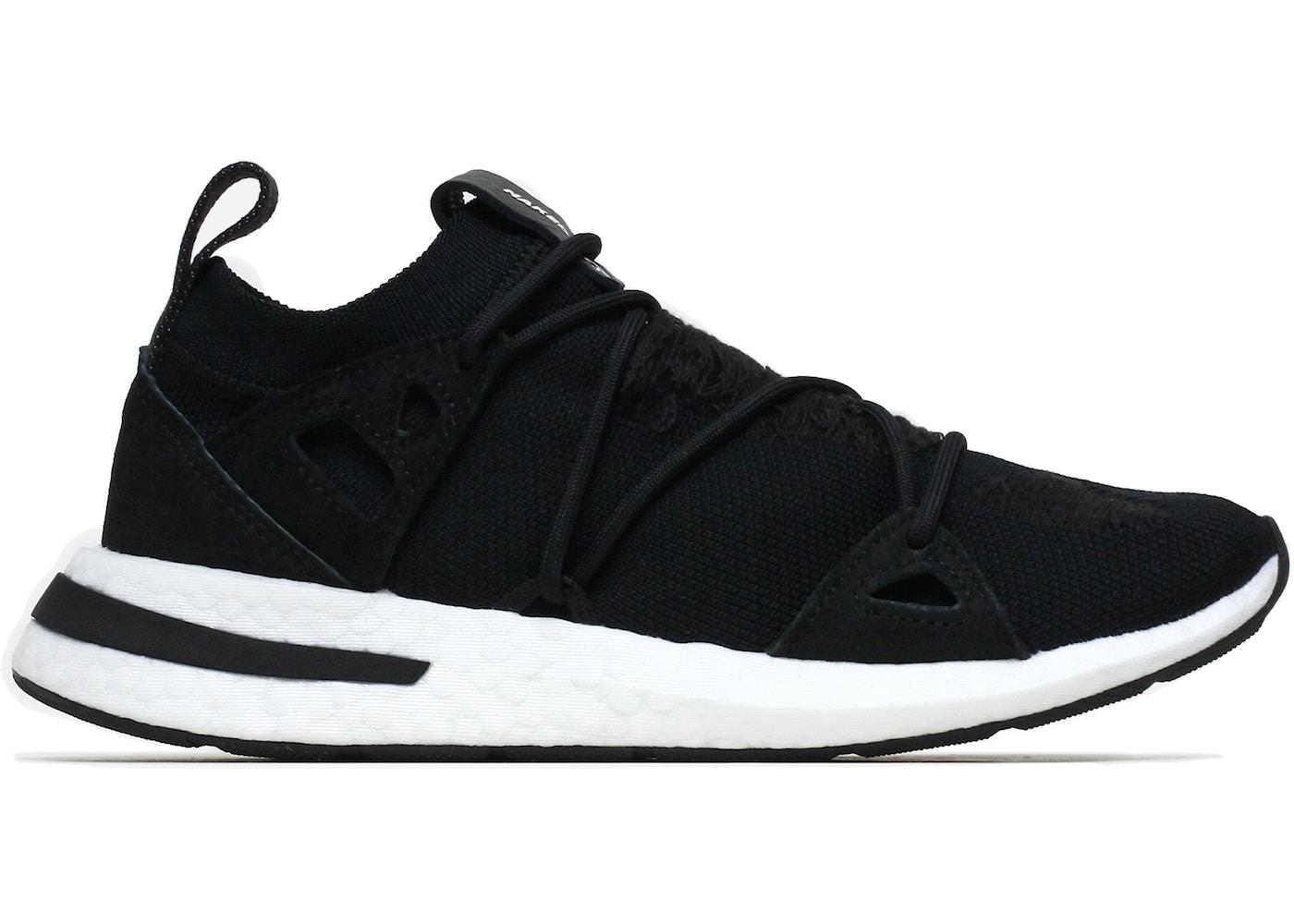 2018 Naked x adidas Consortium Arkyn Black White AC7669