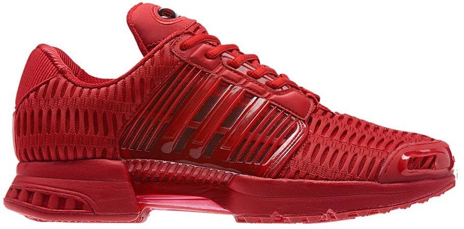 adidas Climacool Triple Red