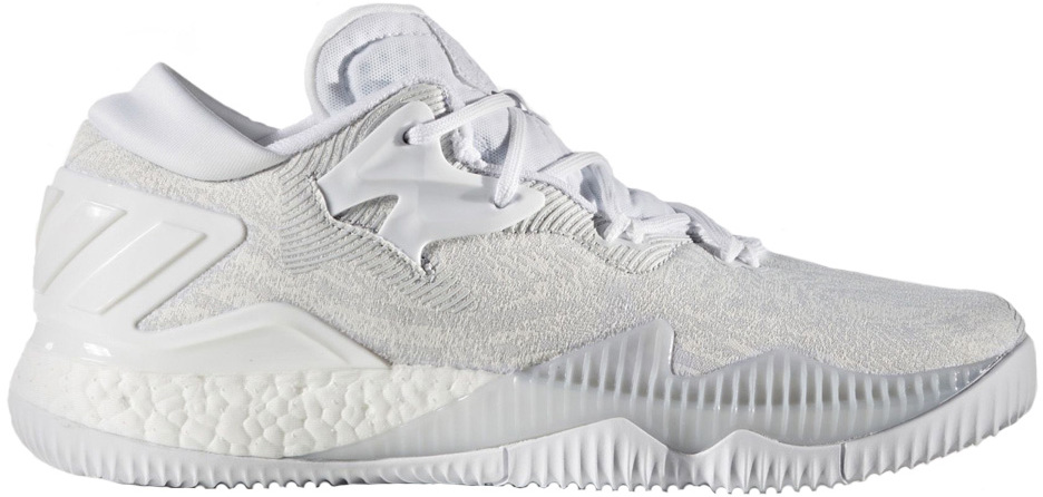 adidas Crazylight Boost 2016 Harden Activated Triple White - B42425