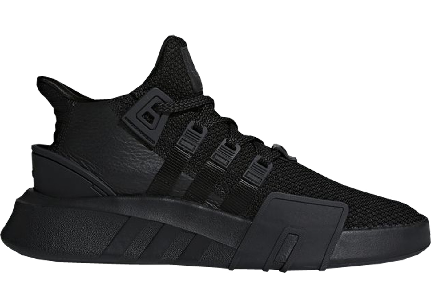 adidas EQT Basketball Adv Triple Black - DA9537