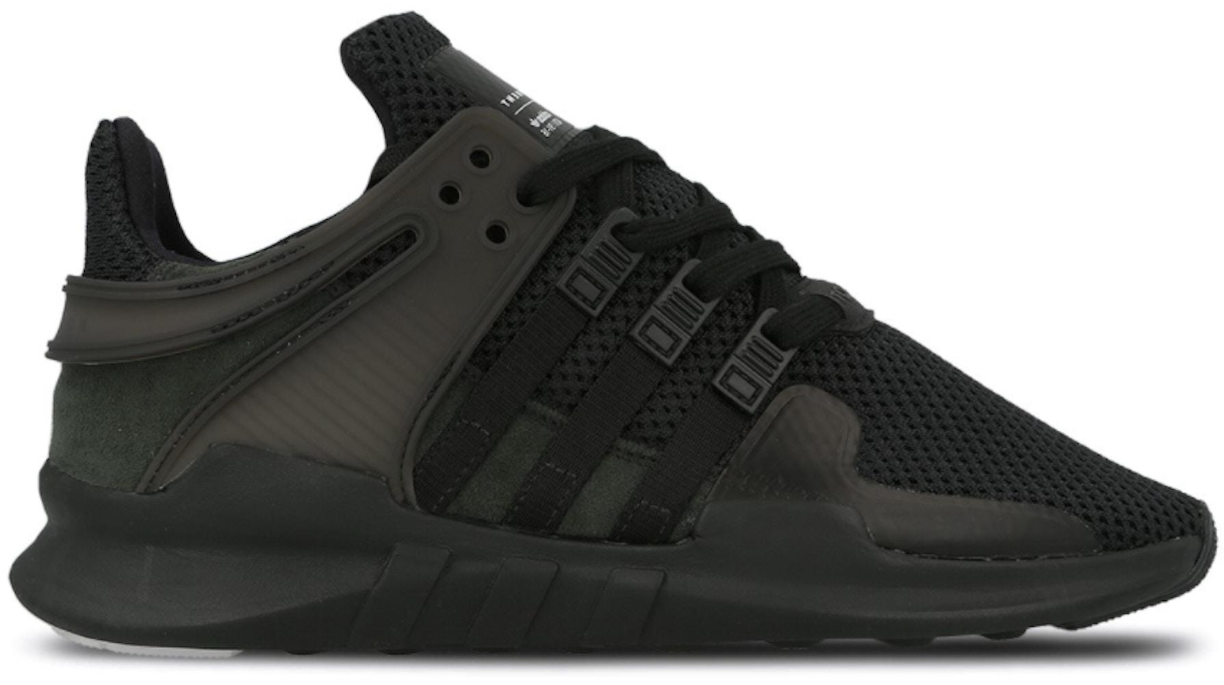 adidas EQT Support ADV Core Black White