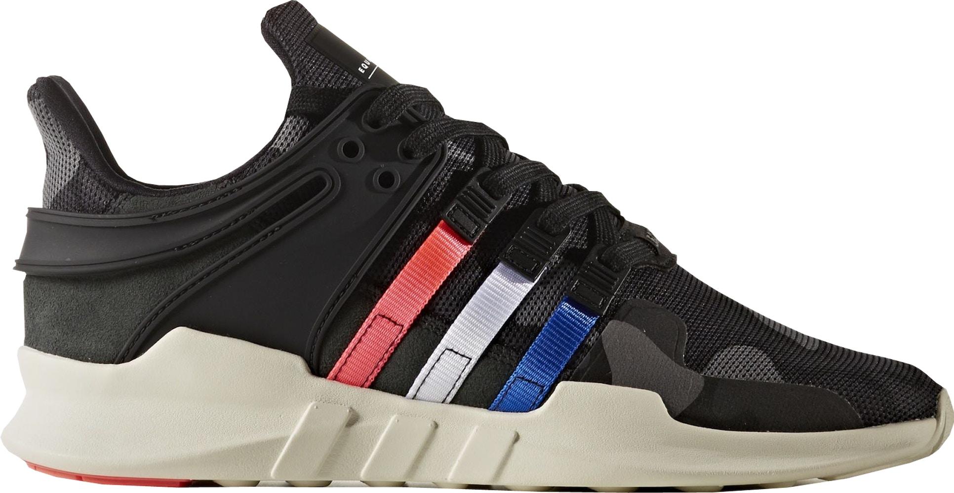 adidas EQT Support ADV Tri Color Stripes Camo