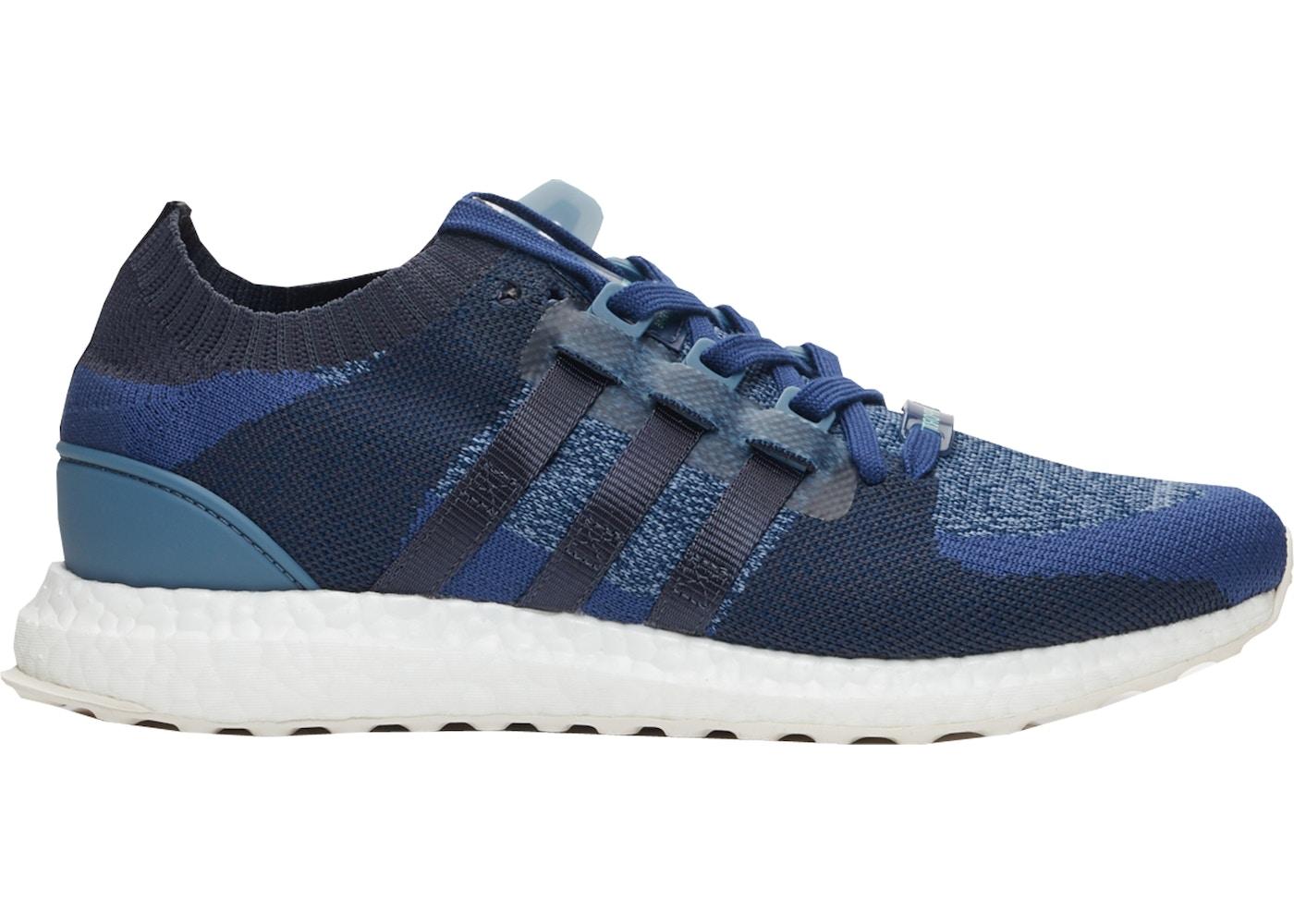 adidas EQT Support Ultra Primeknit Materials Blue