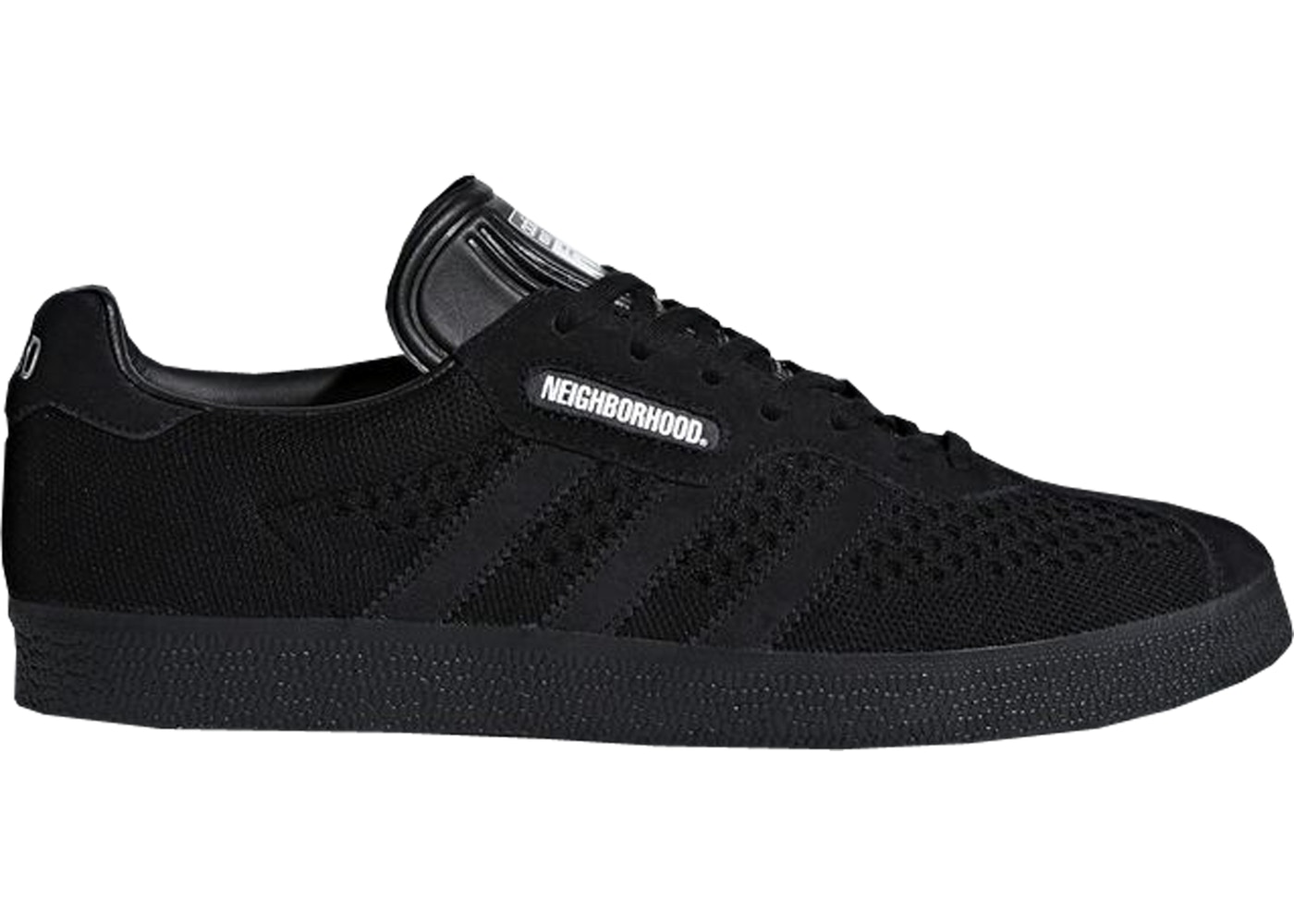 adidas Gazelle Super Neighborhood Triple Black - DA8836