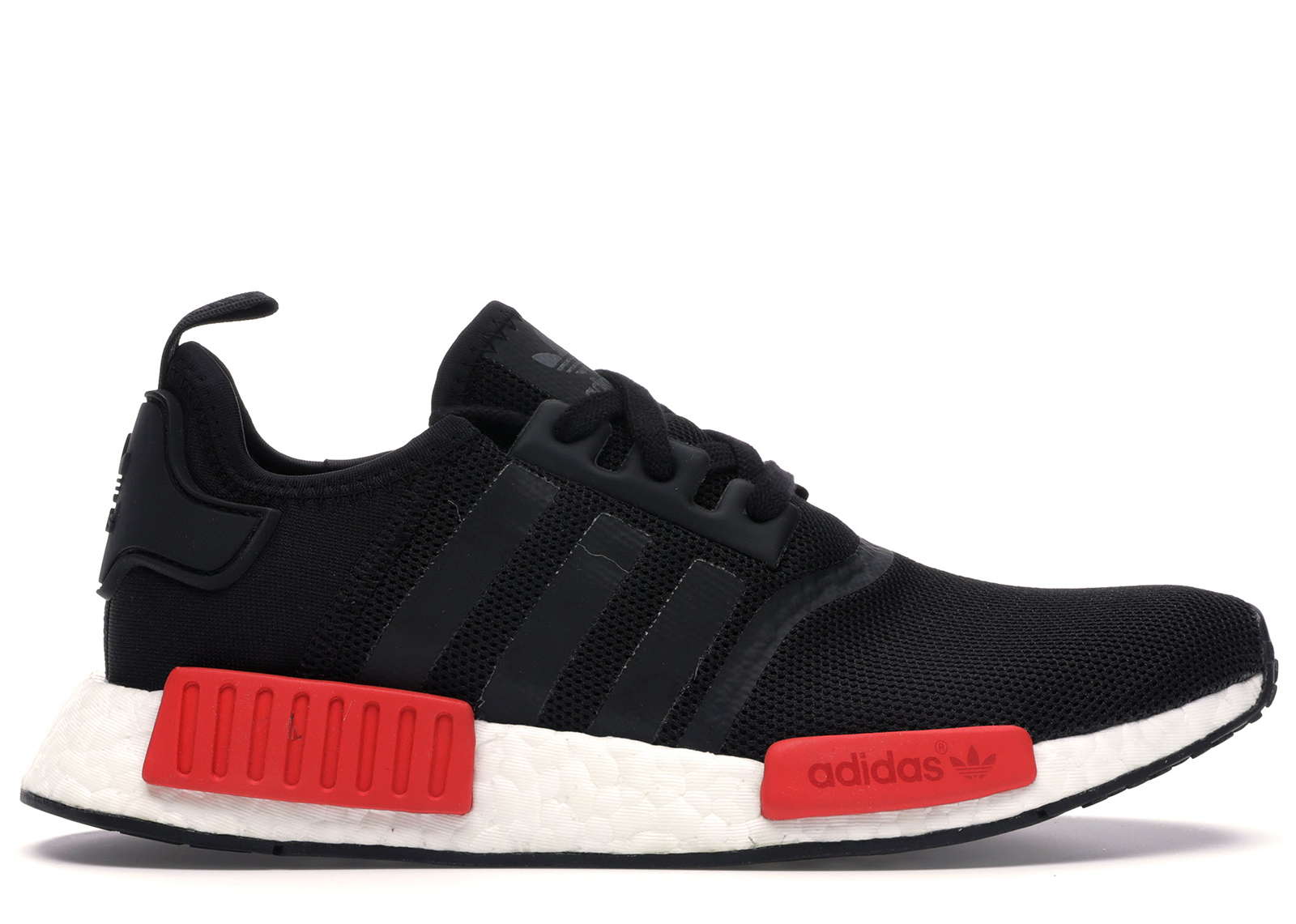 NMD_R1 'Active Red Black'