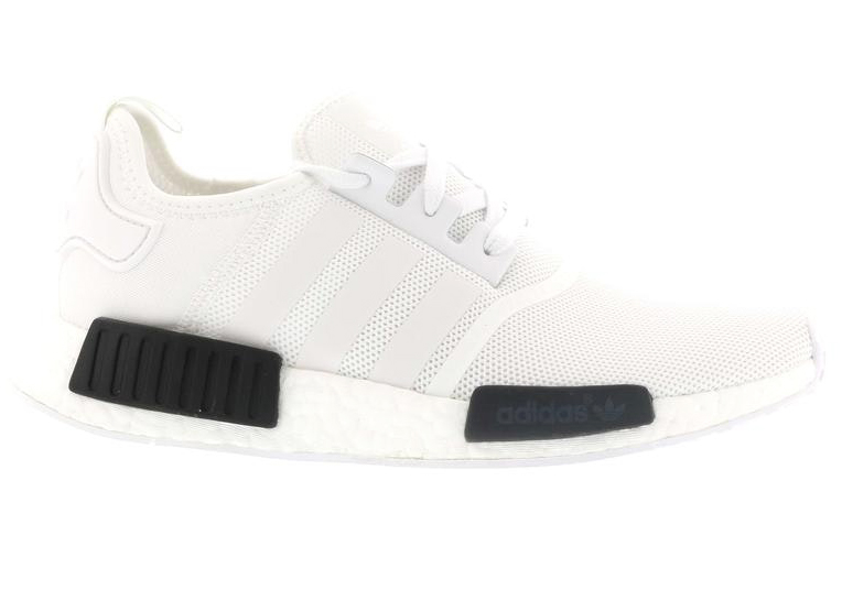 adidas NMD R1 White Black