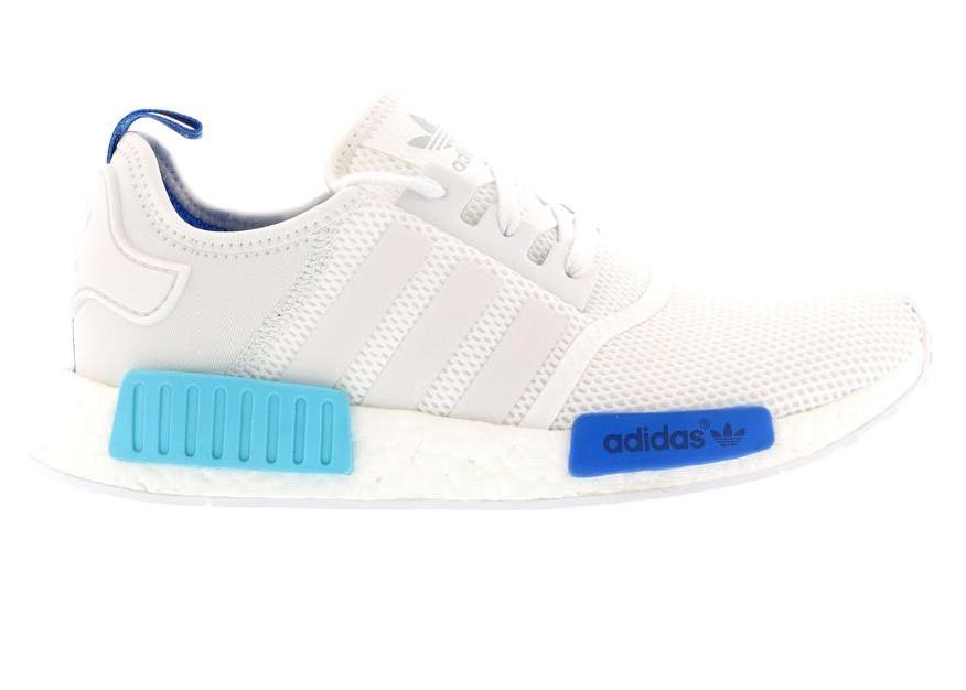 adidas nmd bleue