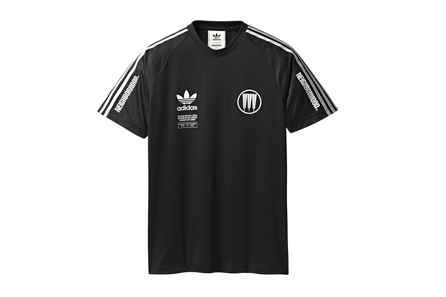 adidas Neighborhood Game Jersey Black