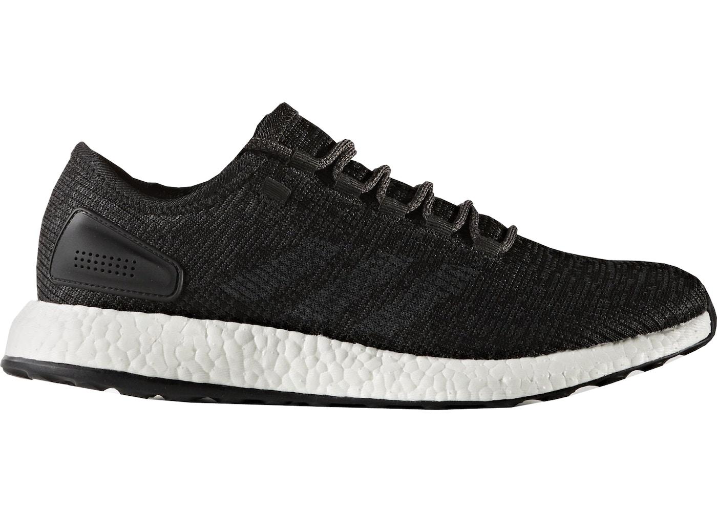 adidas PureBoost Core Black - BA8899