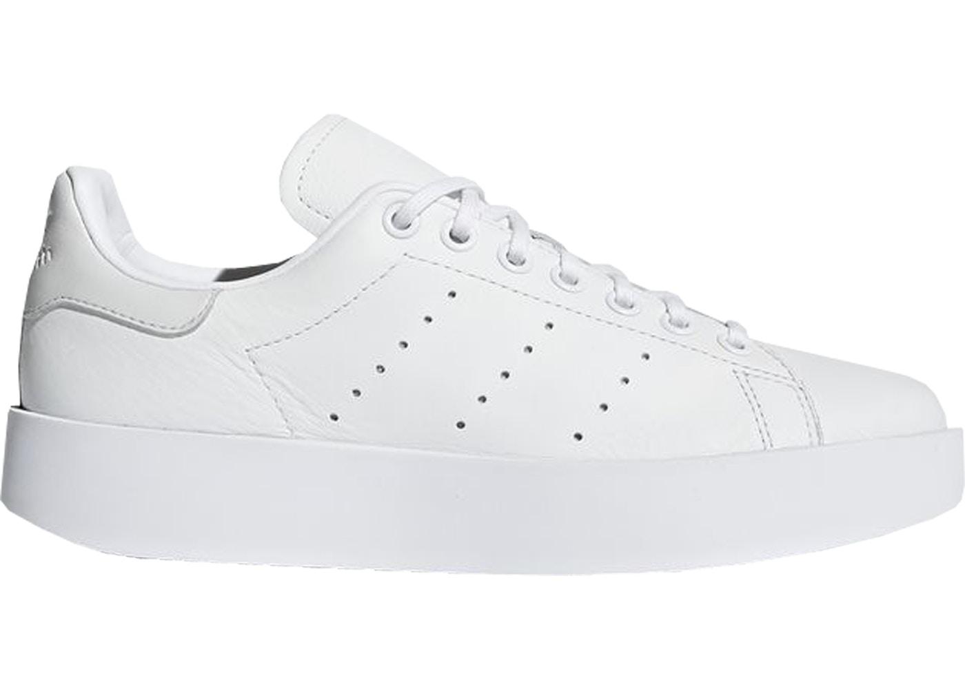 adidas Stan Smith Bold Cloud White (W) - CQ2830