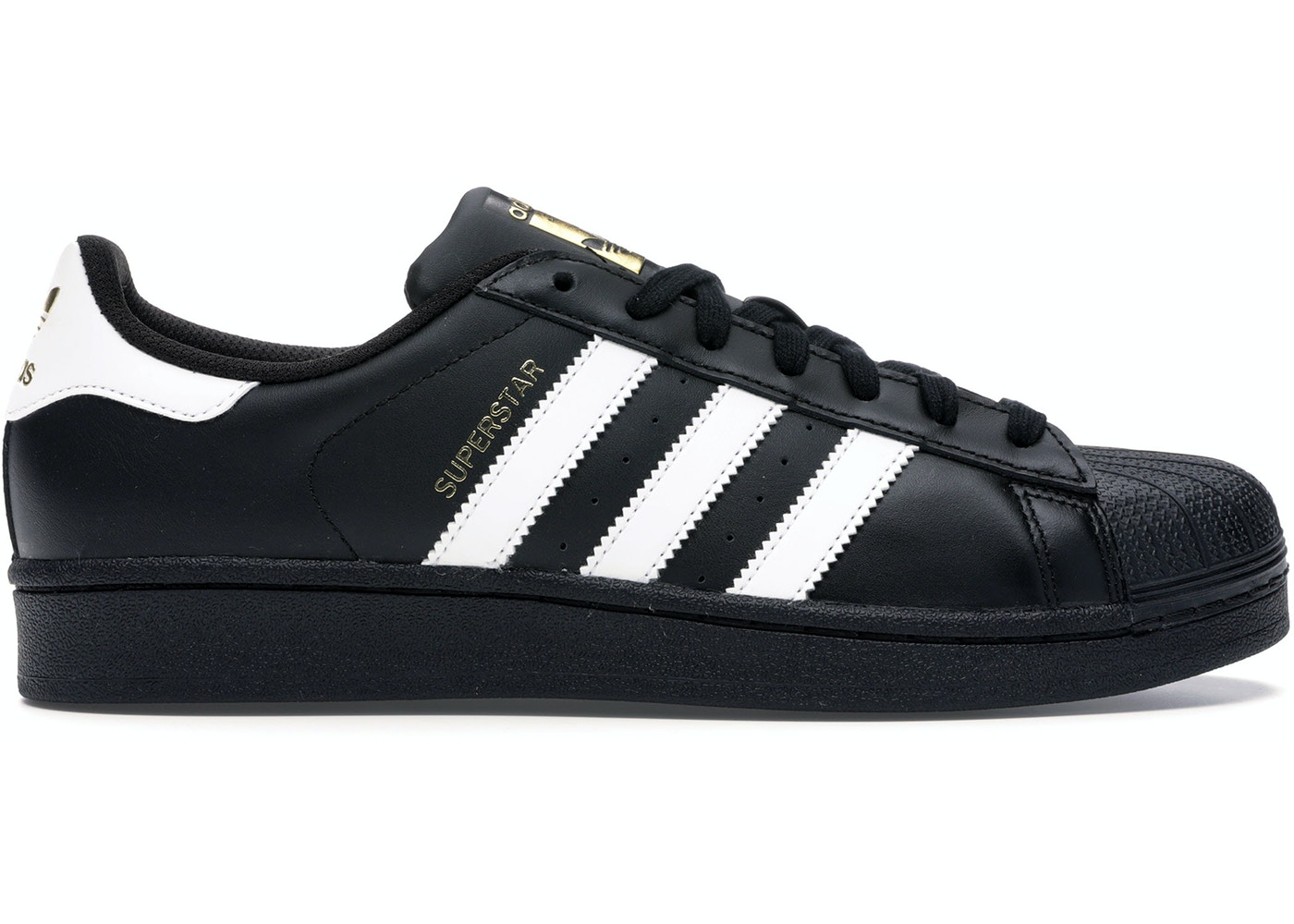 Instalar en pc Recuerdo piano  adidas Superstar Foundation Black/White/Black - B27140