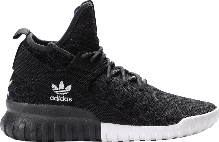 adidas Tubular X Primeknit Core Black
