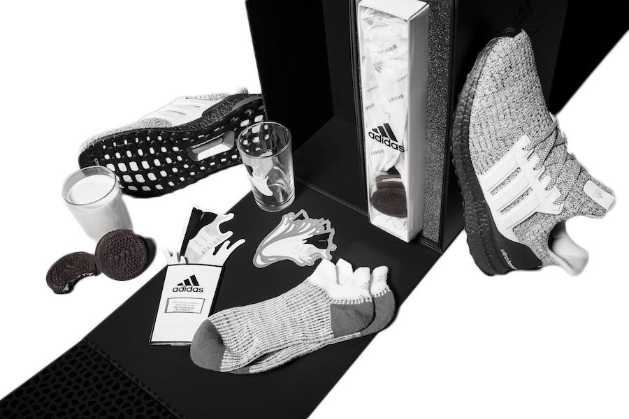 adidas Ultra Boost 4.0 Cookies & Cream (Special Box) - BB6180