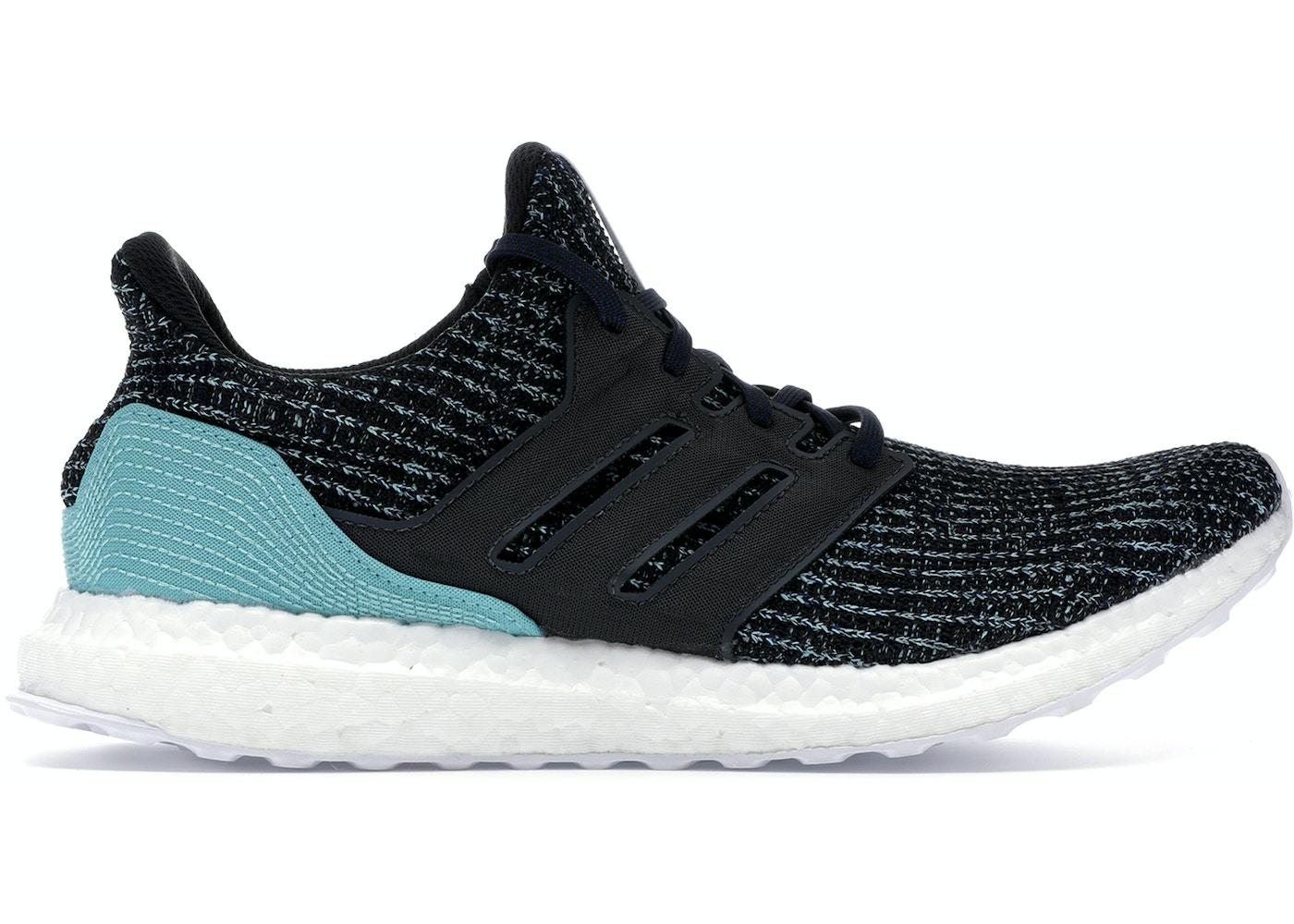 Adidas Ultra Boost 4 0 Parley Carbon Cg3673