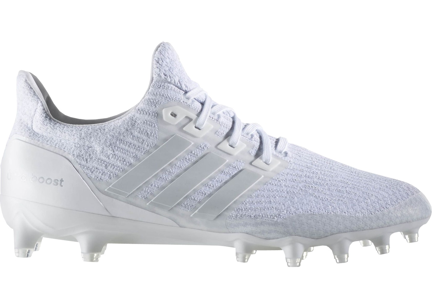 adidas Ultra Boost 3.0 Cleat Triple White - CG4814