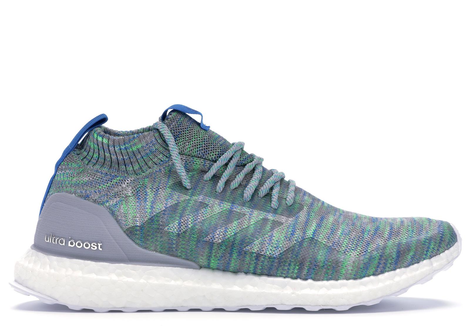 adidas Ultra Boost Mid Multi-Color Grey