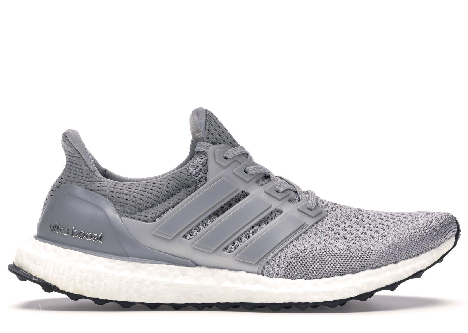 adidas Ultra Boost 1.0 Silver Metallic Grey