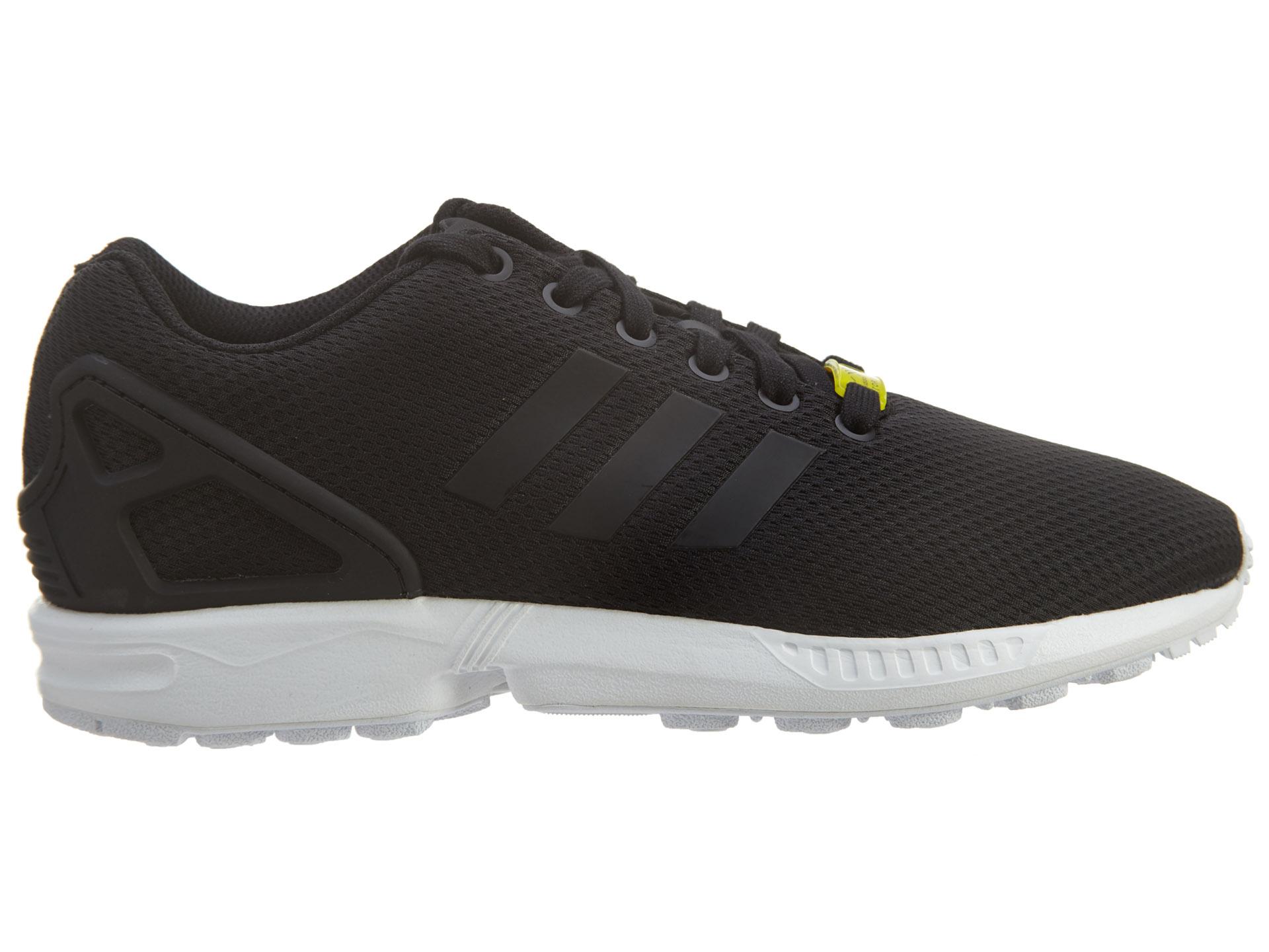 adidas Zx Flux Black/White