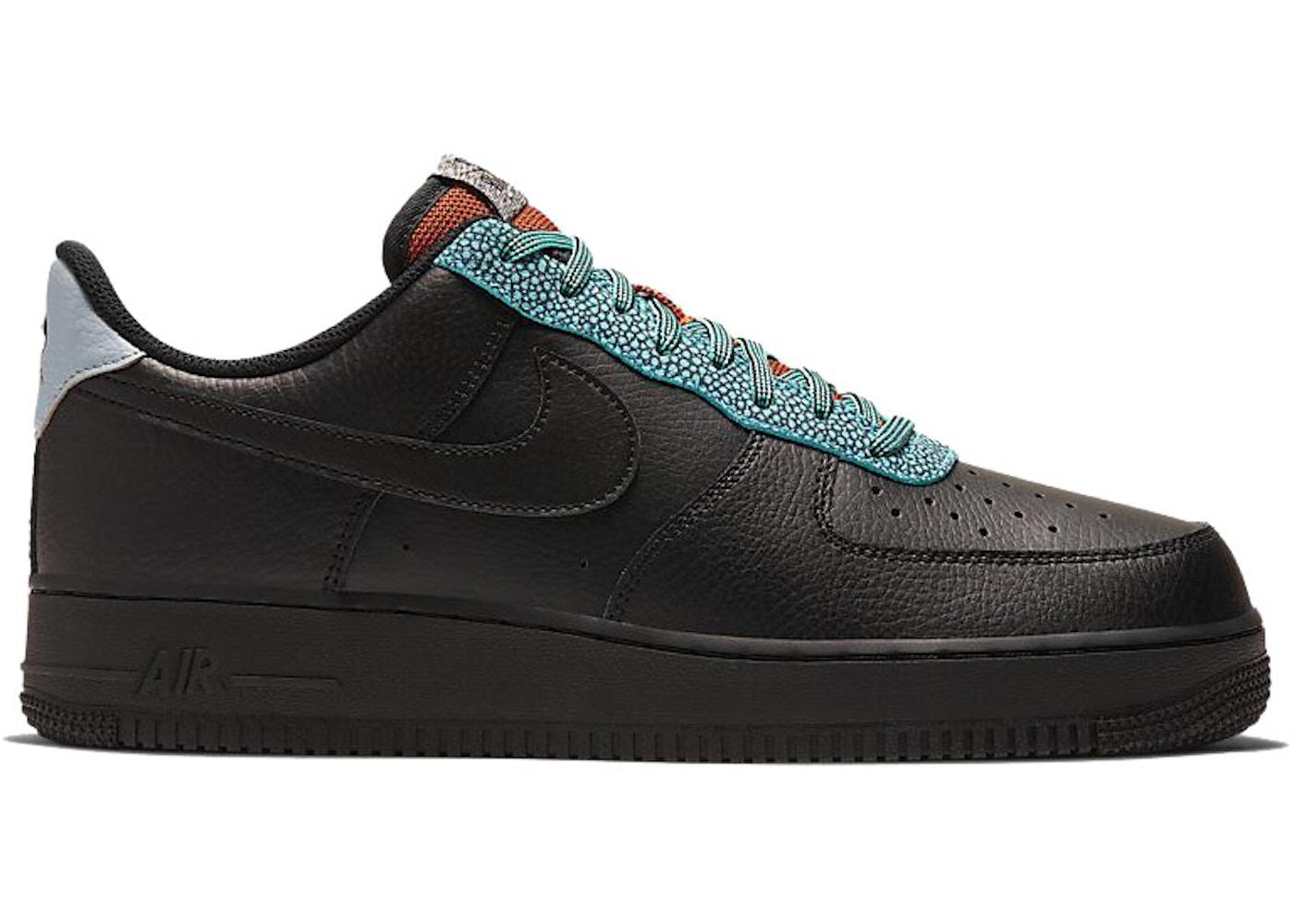 dinámica Proscrito compromiso  Nike Air Force 1 '07 LV8 Black - CK4363-001