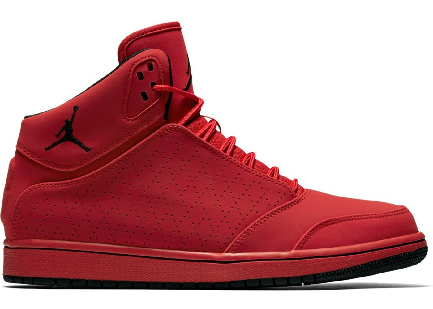 Jordan 1 Flight 5 Gym Red Black - 881433-602