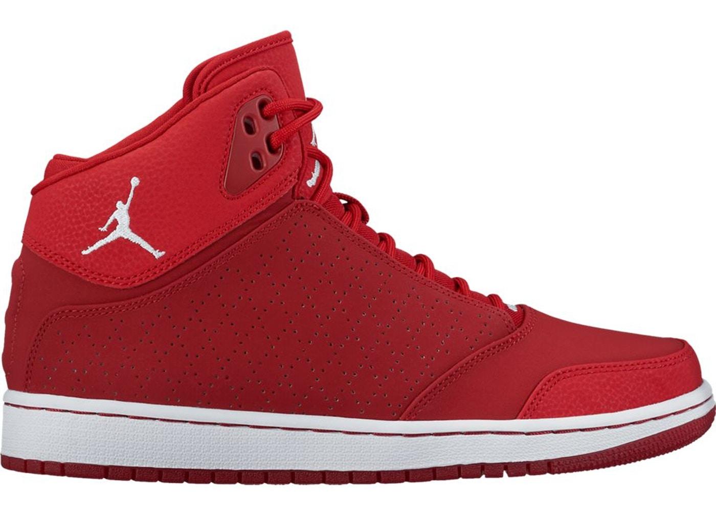 Jordan 1 Flight 5 Gym Red - 881434-600