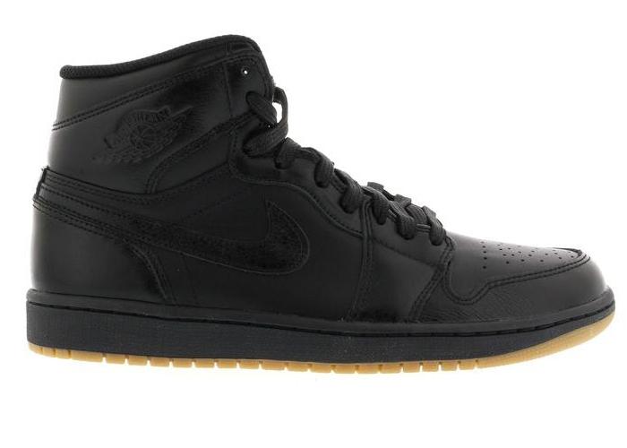 Jordan 1 Retro Black Gum