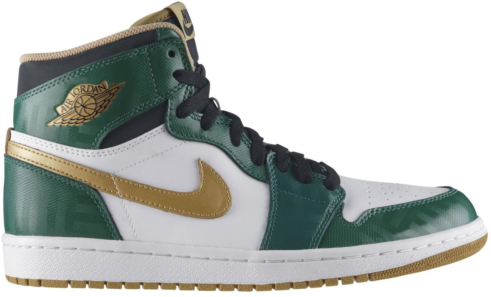 Jordan 1 OG Celtics