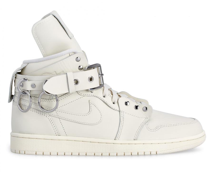 Jordan 1 Retro High Comme des Garcons White