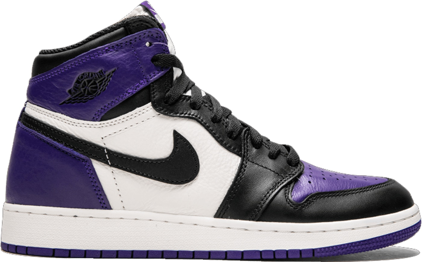 Jordan 1 Retro High Court Purple (GS)
