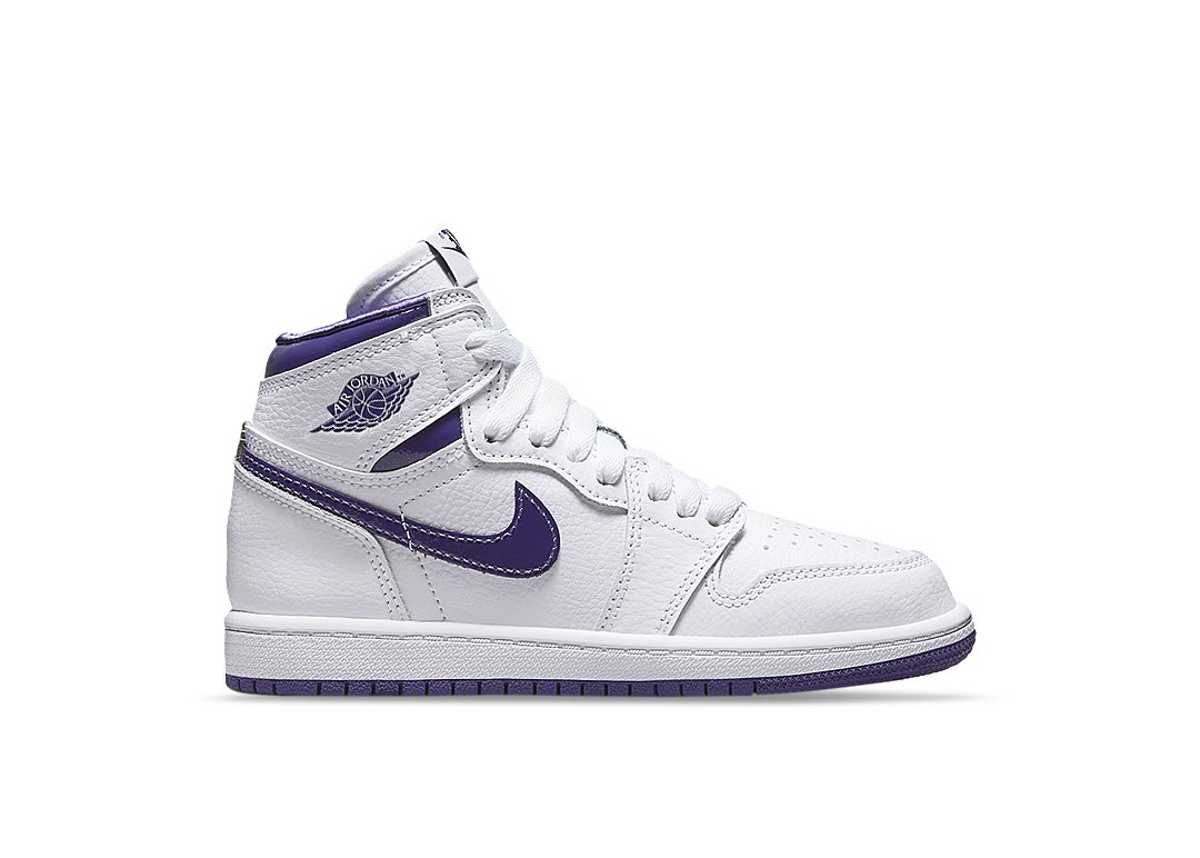 Jordan 1 Retro High Court Purple (PS) (2021)