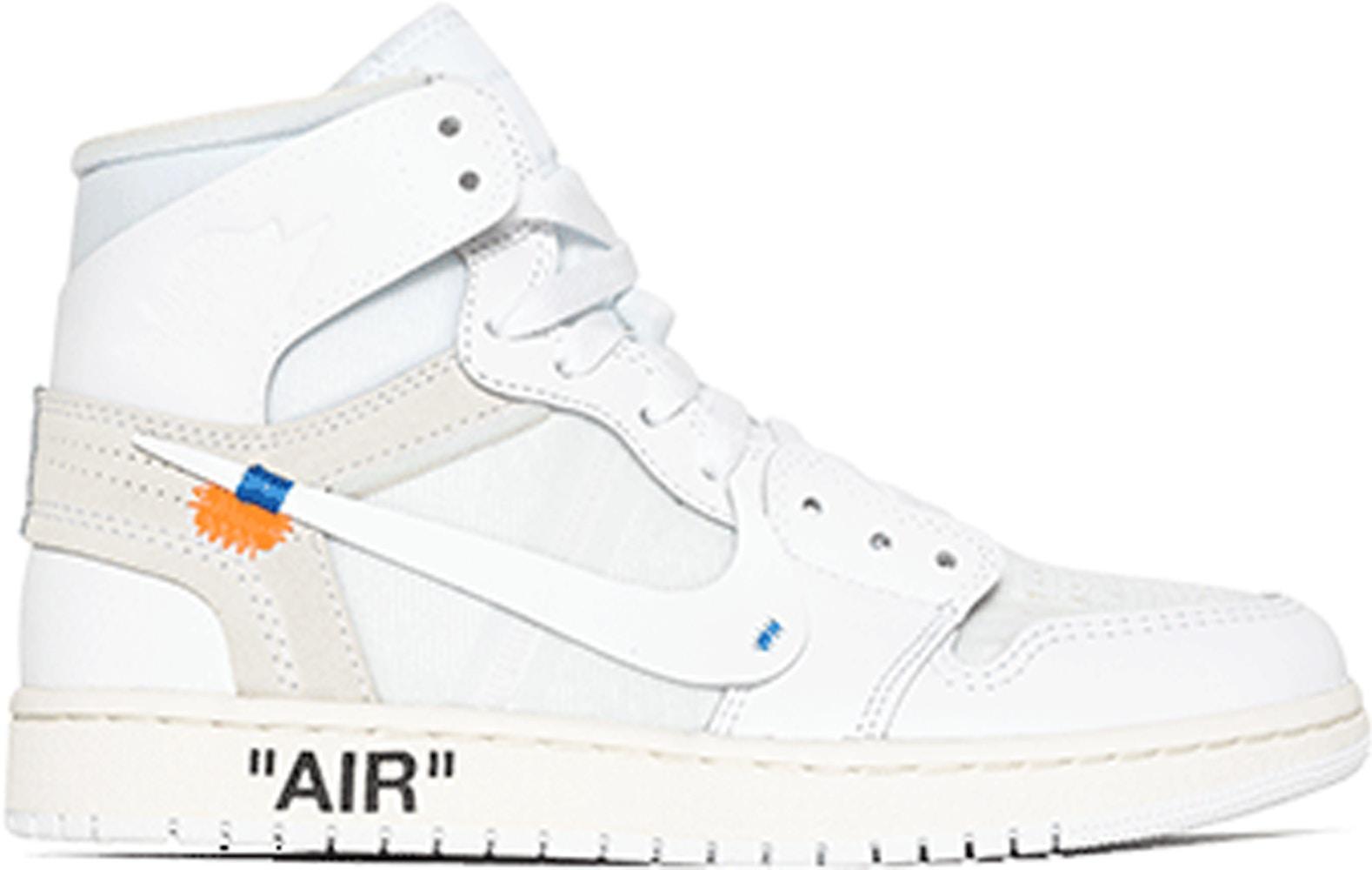 Jordan 1 Retro High Off-White White (GS)