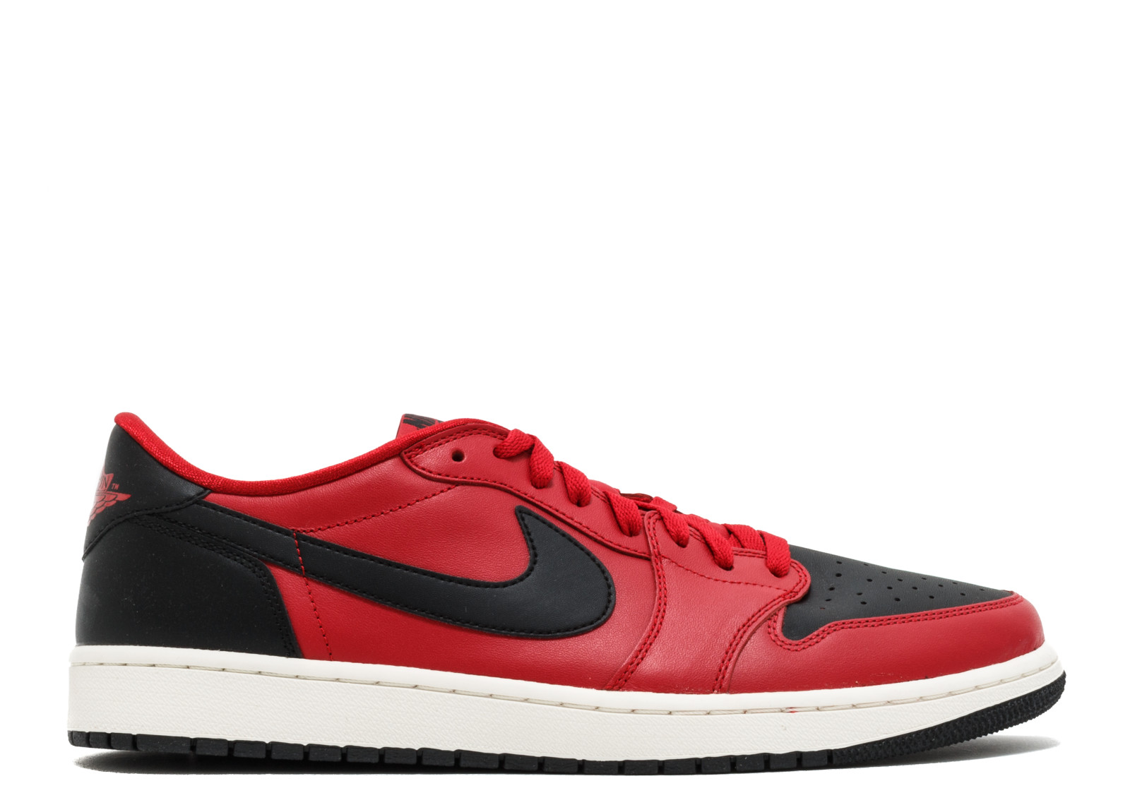 Jordan 1 Retro Low Gym Red Black