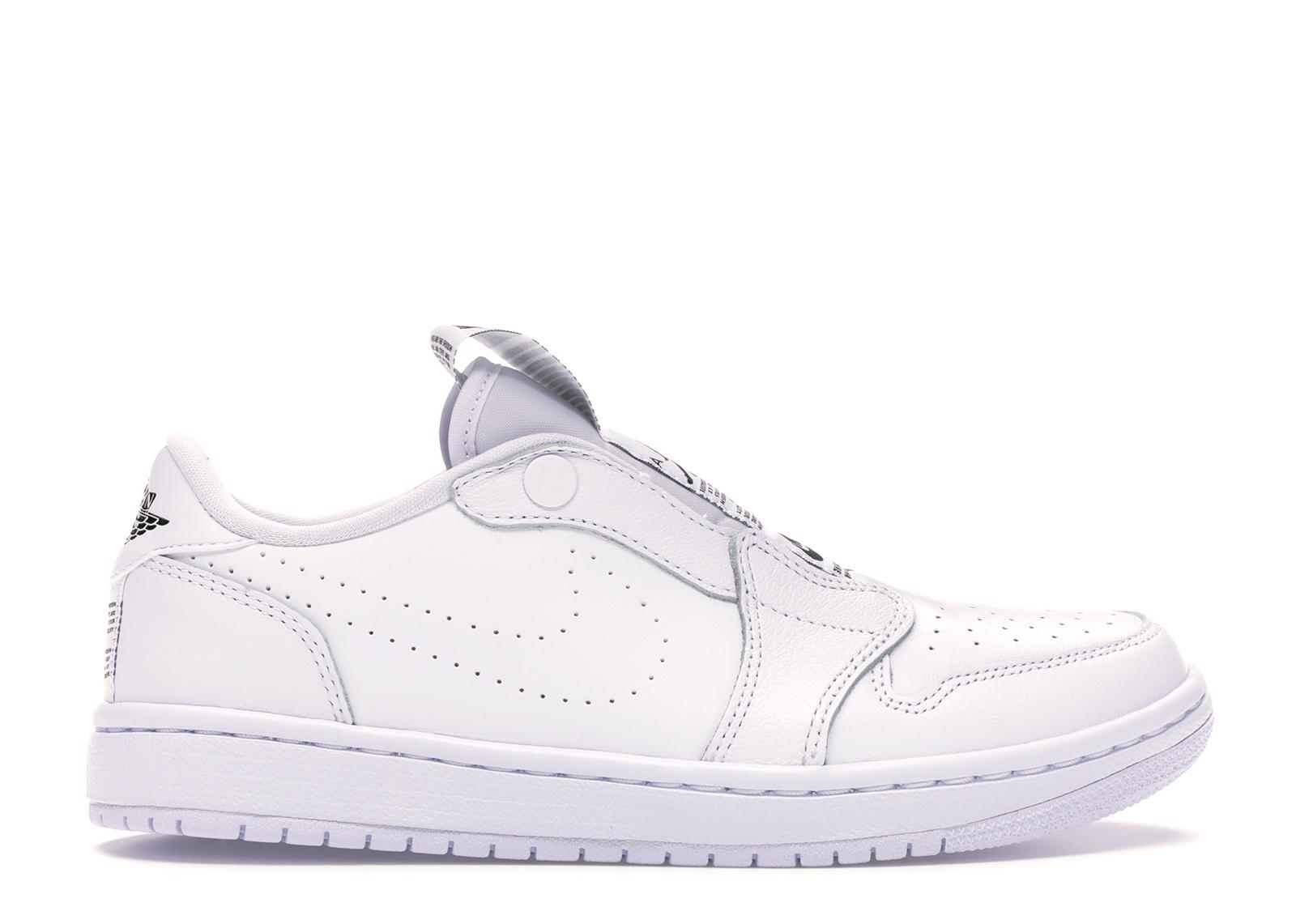 Jordan 1 Retro Low Slip White (W)