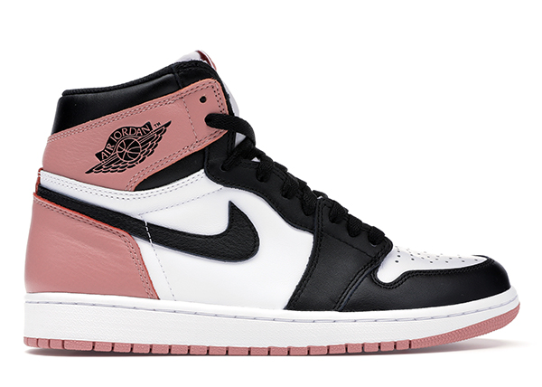 Jordan 1 Retro High Rust Pink