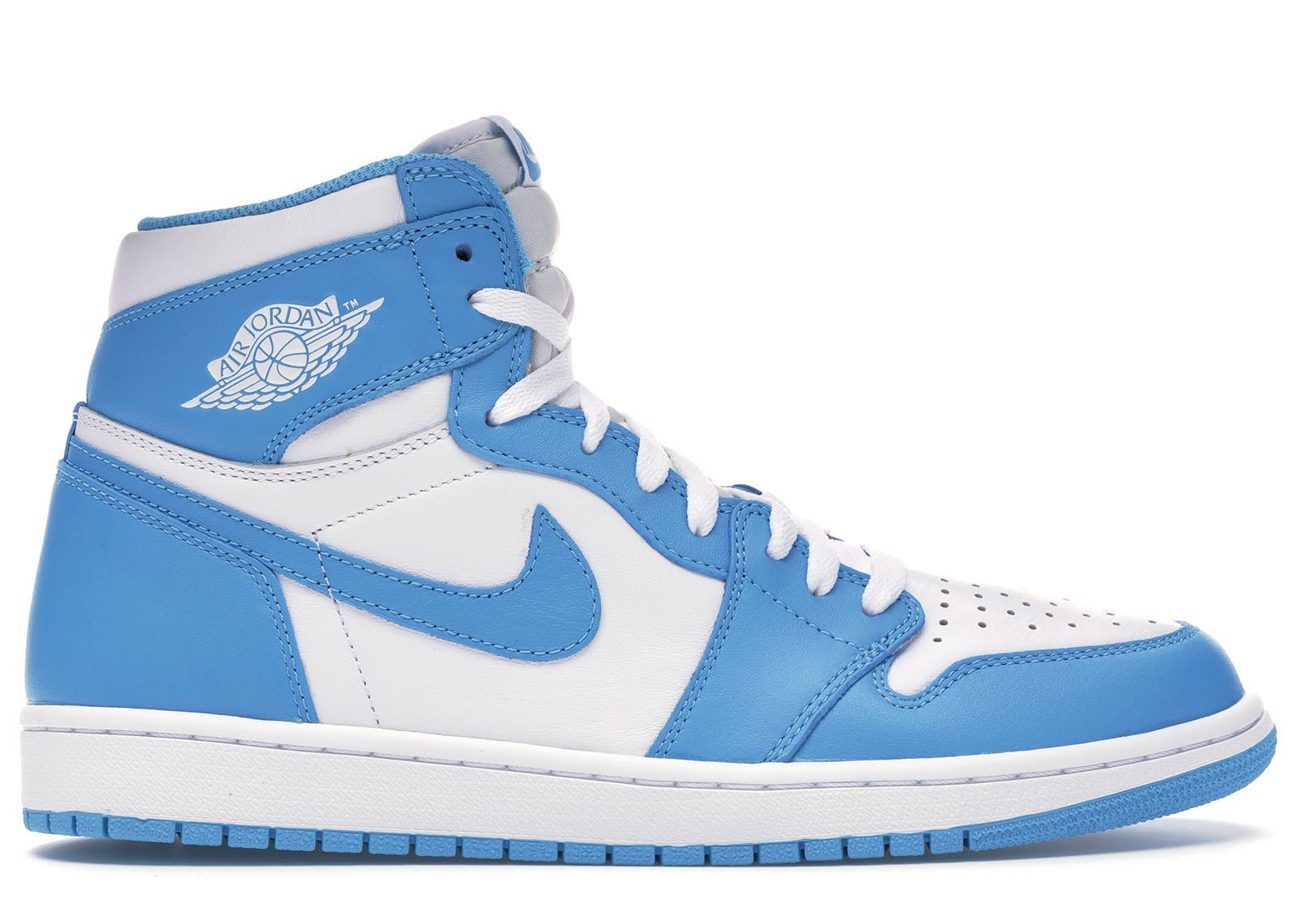 air jordan 1 blanc bleu