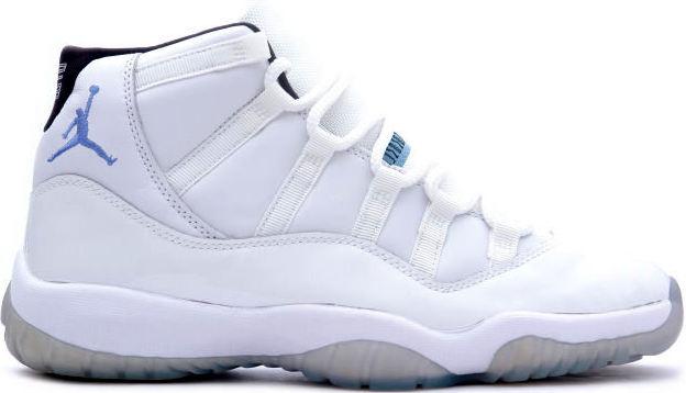 Jordan 11 OG Columbia (1996)