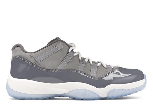 Jordan 11 Retro Low Cool Grey