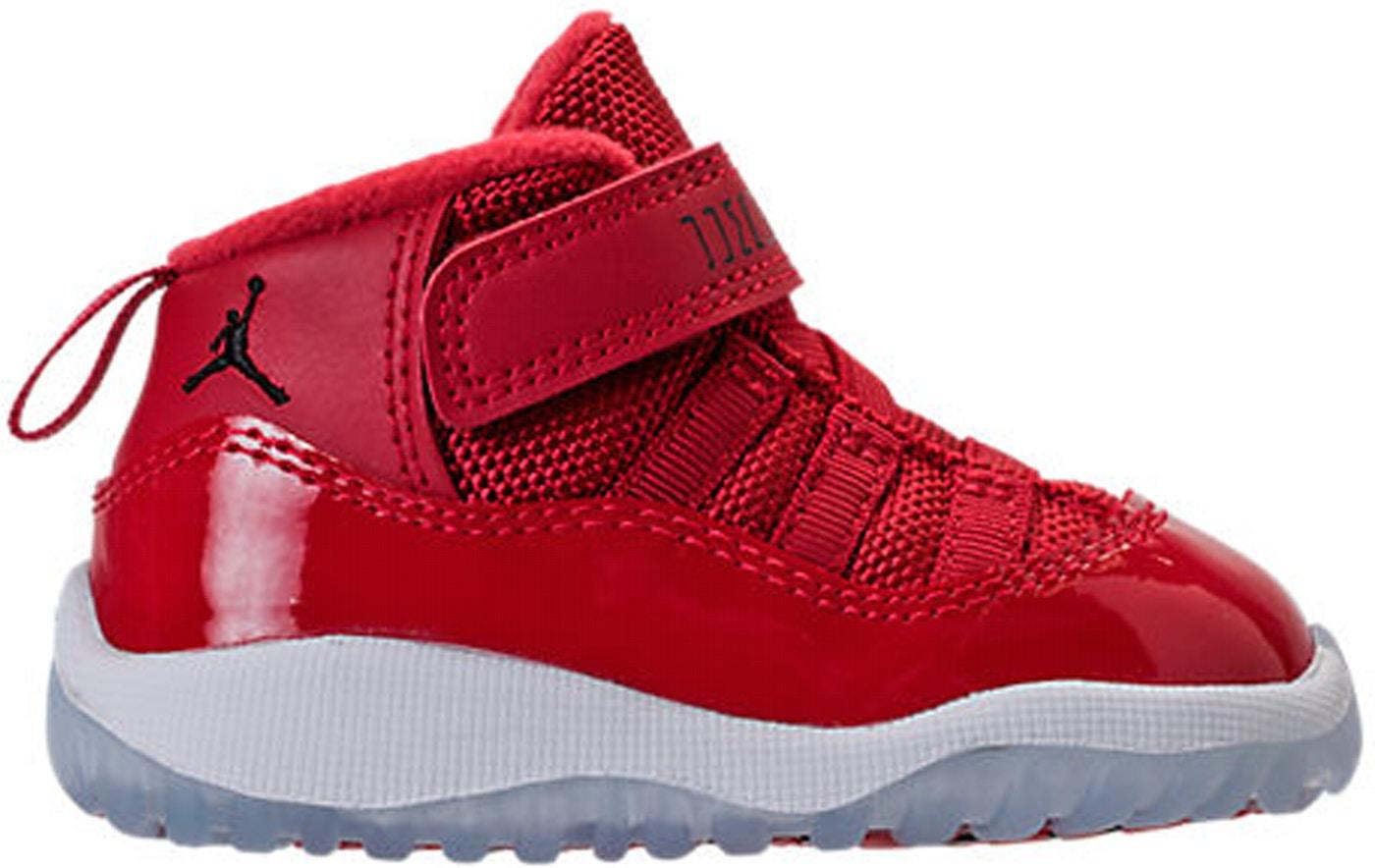 Jordan 11 Retro Win Like 96 (TD)