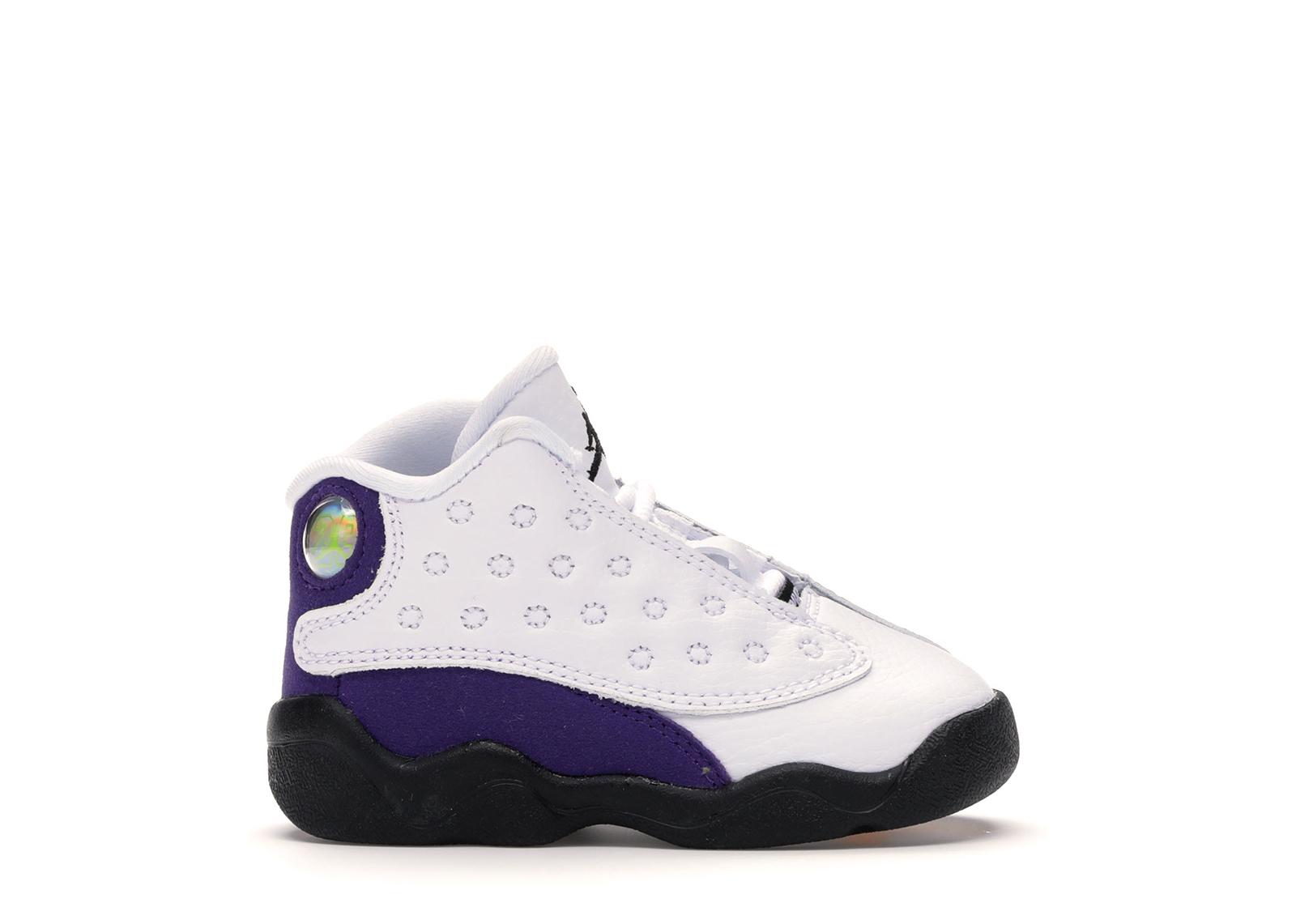 Jordan 13 Retro Lakers (TD)