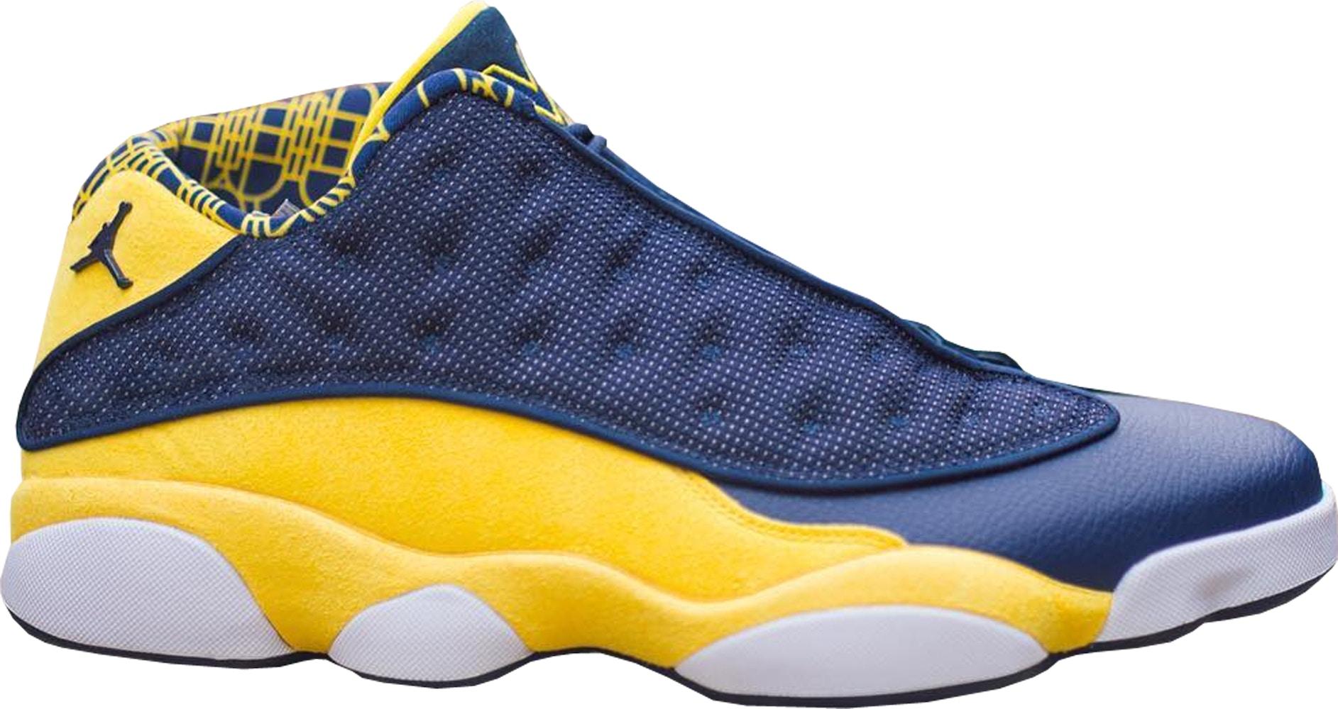 Jordan 13 Retro Low Michigan PE - Sneakers