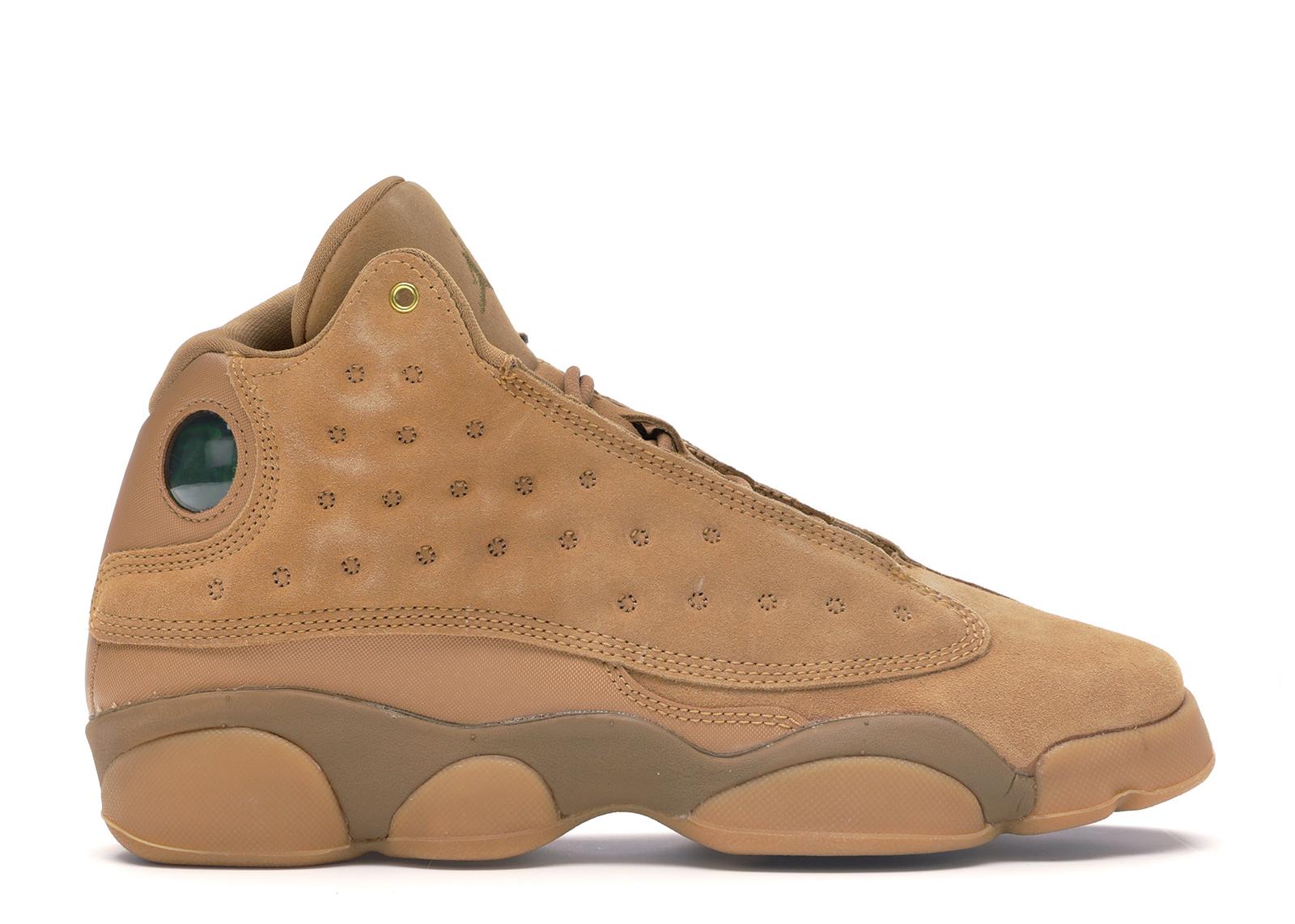 Jordan 13 Retro Wheat (GS)
