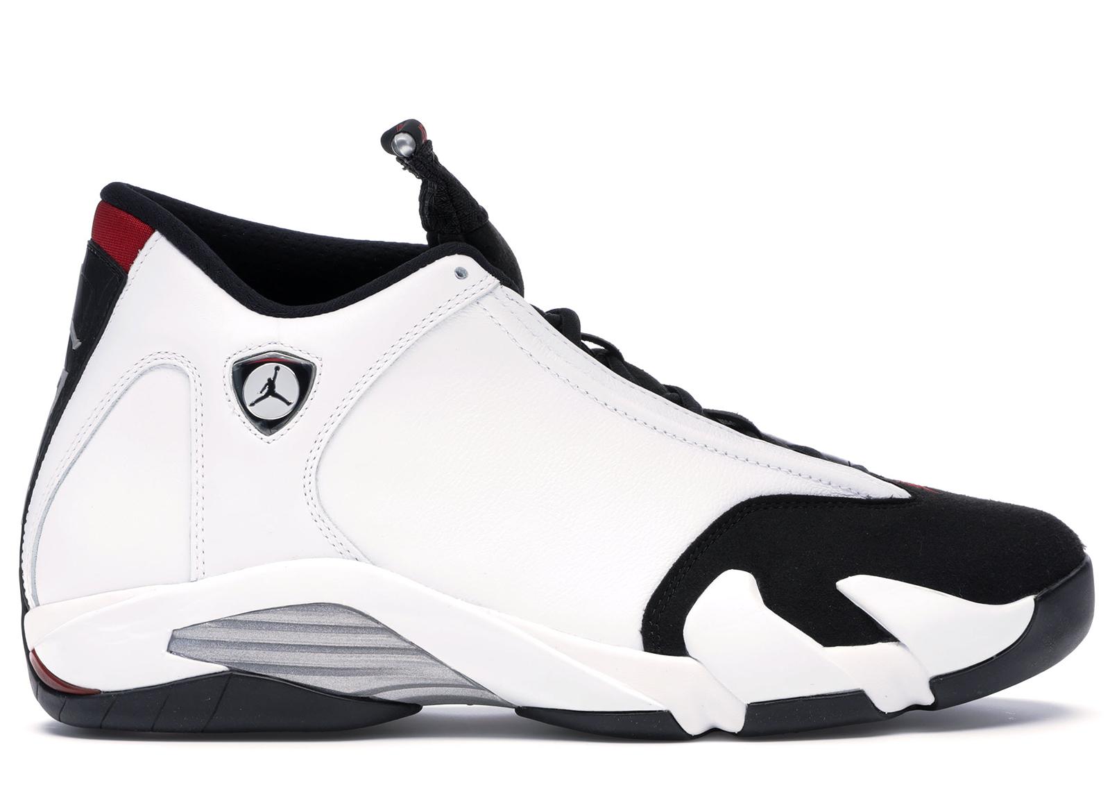 Jordan 14 Retro Black Toe (2014)