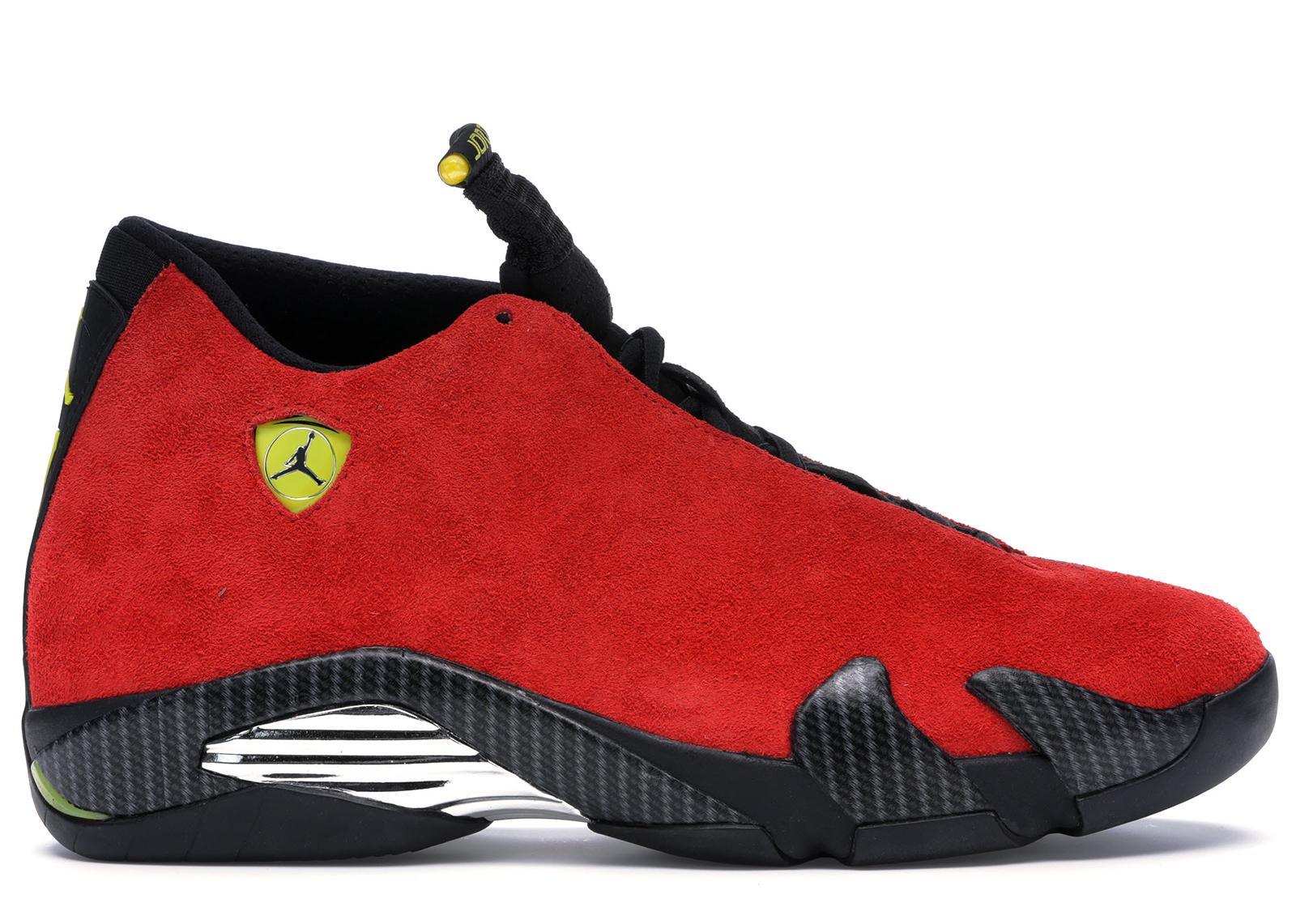 Jordan 14 Retro Challenge Red