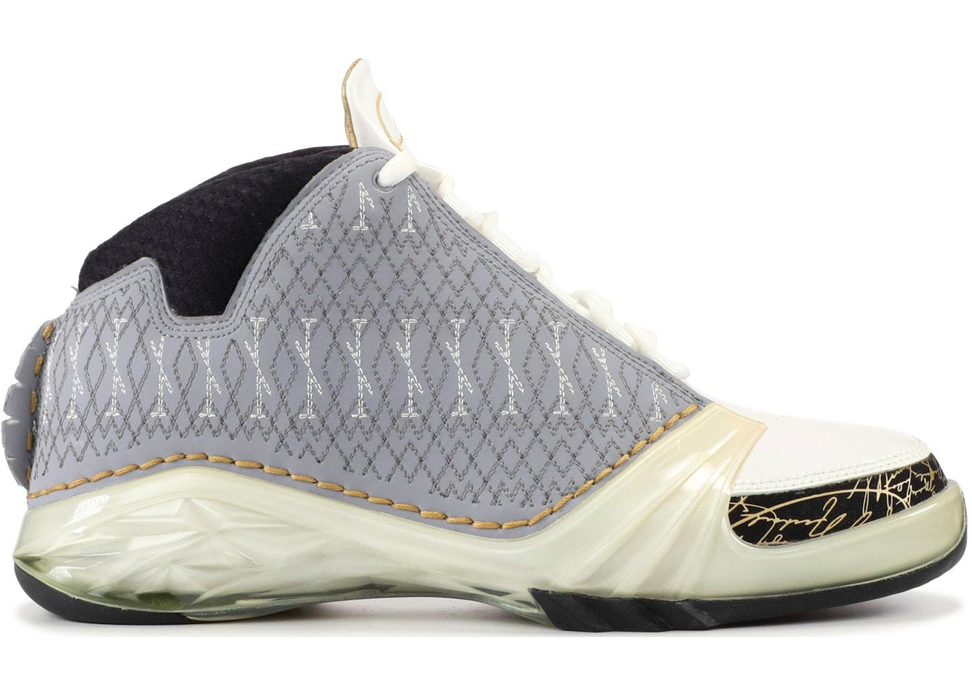 Jordan 23 White Stealth (GS)