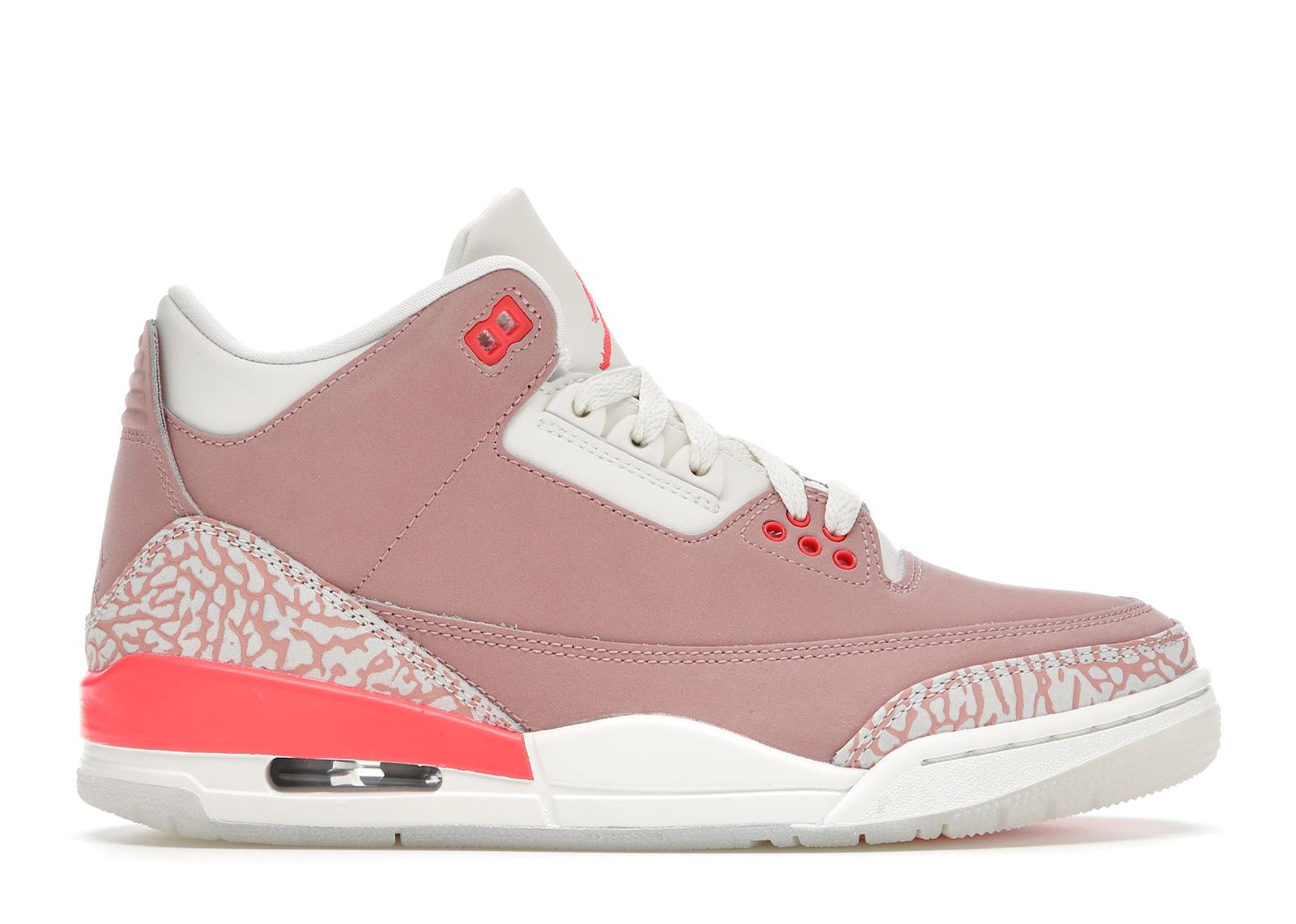 Jordan 3 Retro Rust Pink (W)