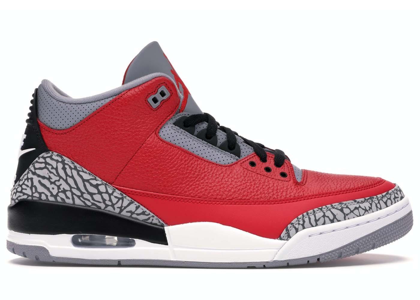 Jordan 3 Retro SE Unite Fire Red - CK5692-600